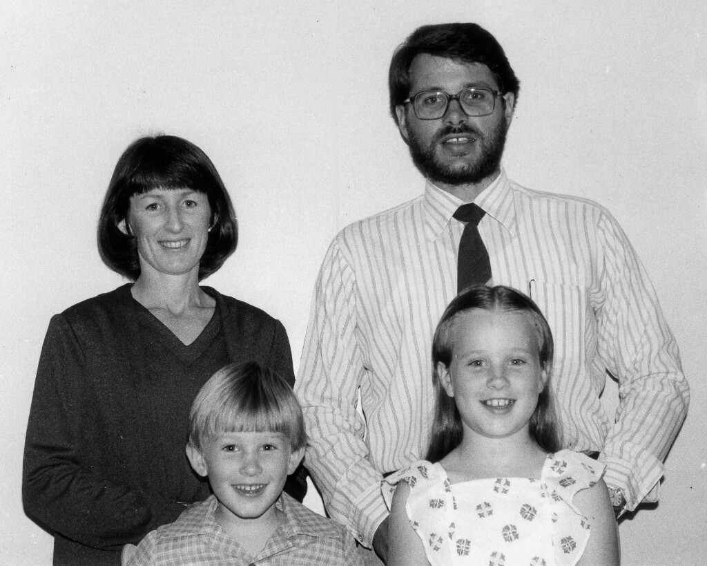 1983: The family