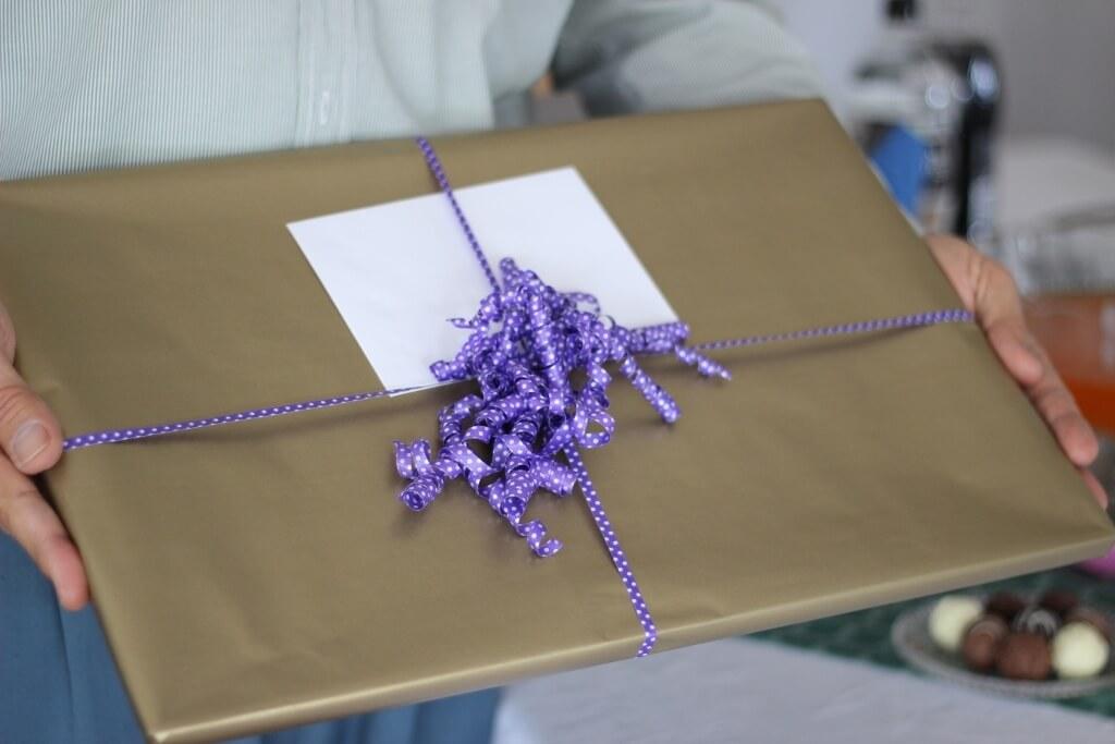 A loving gift