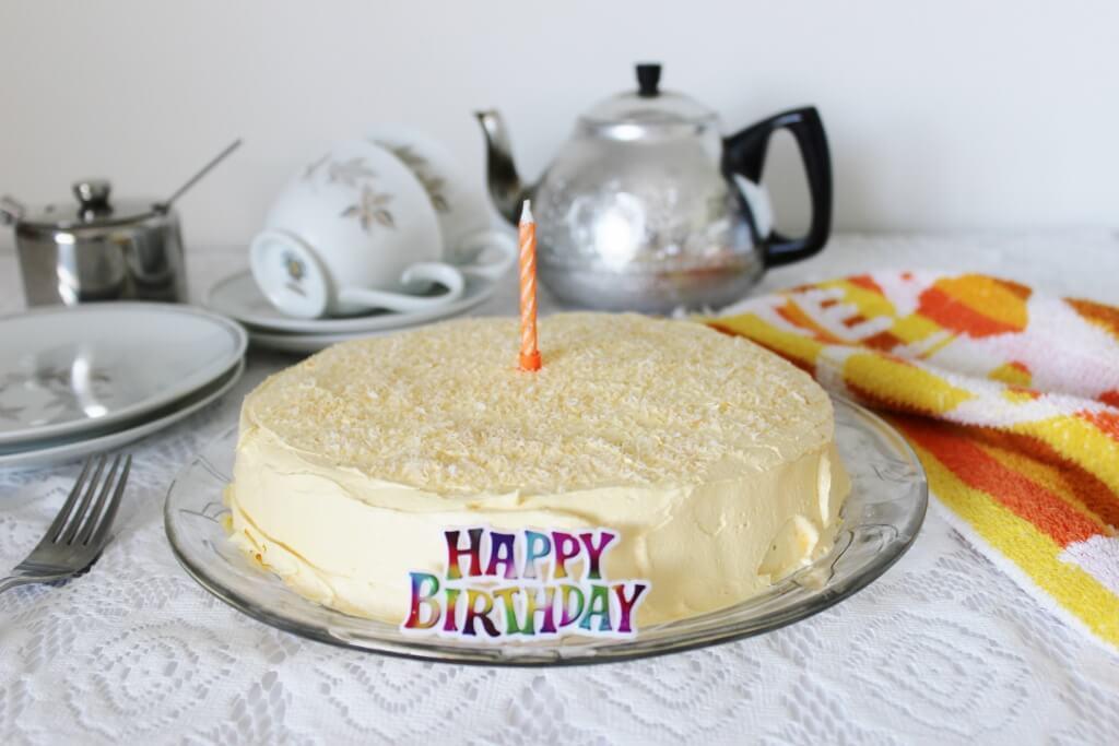 Ben's 94th birthday cake