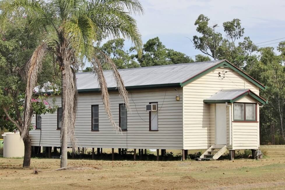 Former Catholic Church, Koumala