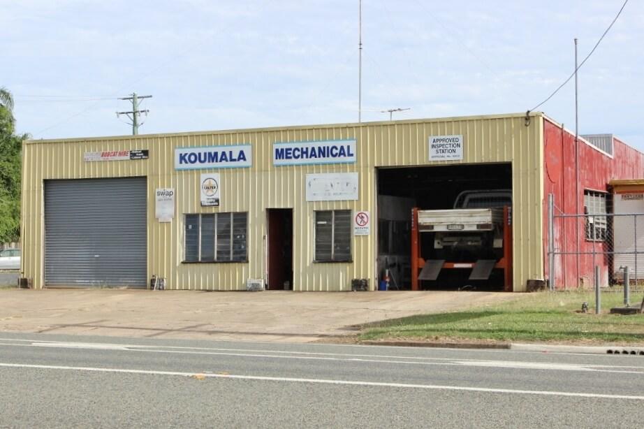Koumala Mechanical