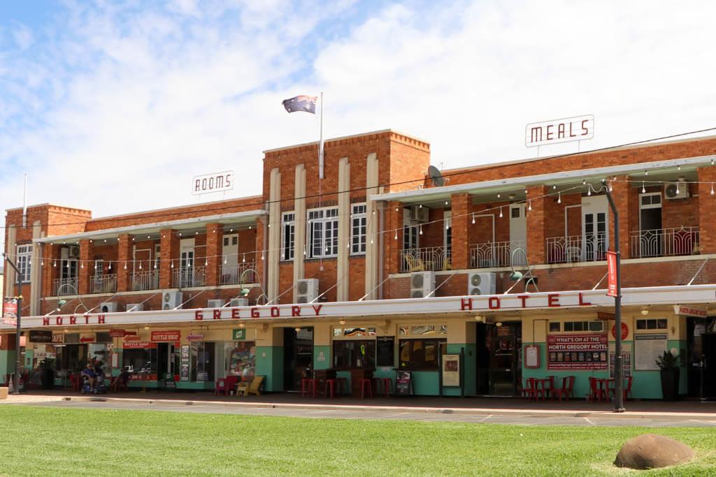 North Gregory Hotel, Winton, Queensland.