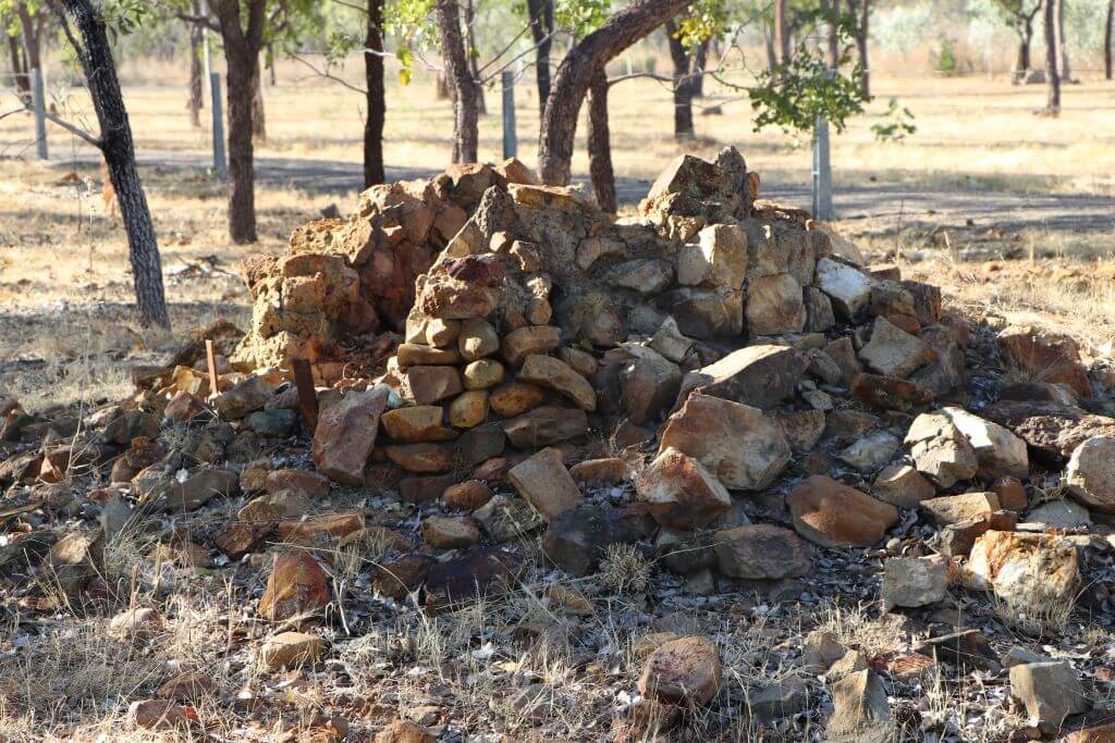 Croydon, Queensland: Pig oven, Chinese Temple and Settlement Site